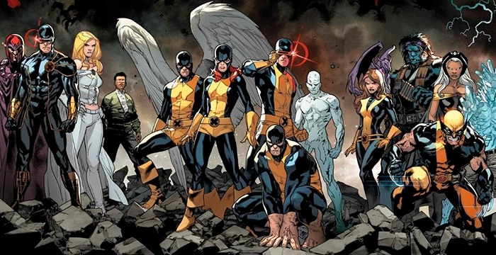 x-men Stuart Immonen