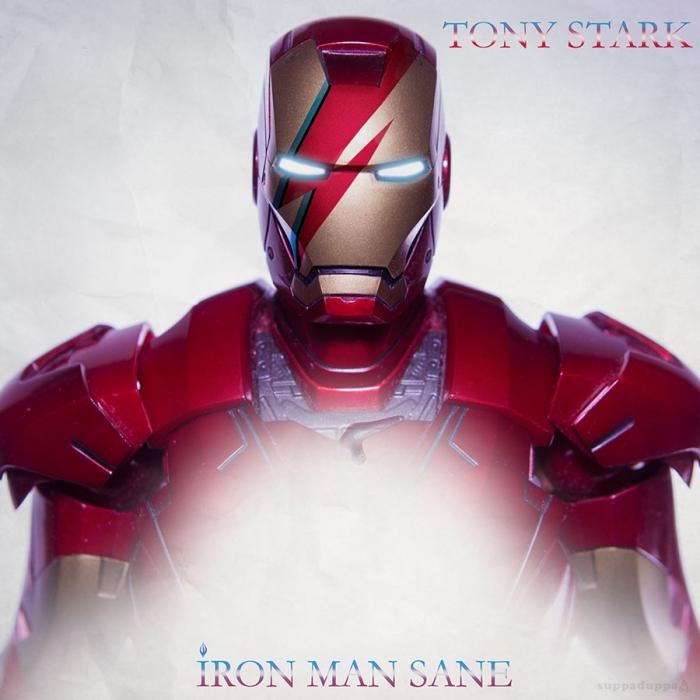 Iron Man David Bowie