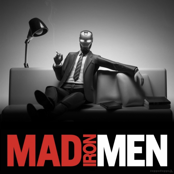 IRON-MAD-MEN